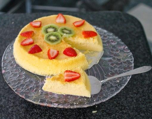 Как приготовить творожный торт без муки?