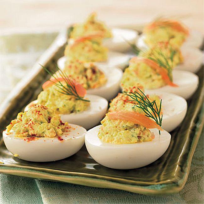 Как приготовить яичные корзиночки с куриным мясом