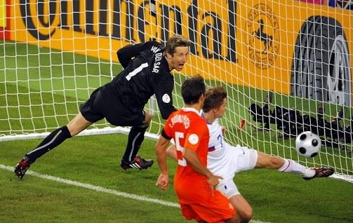 Очередной гол сборной России
