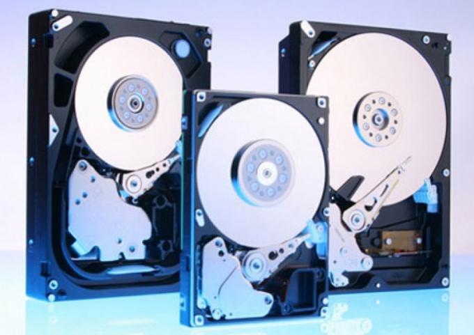 Частые причины поломок жестких дисков
