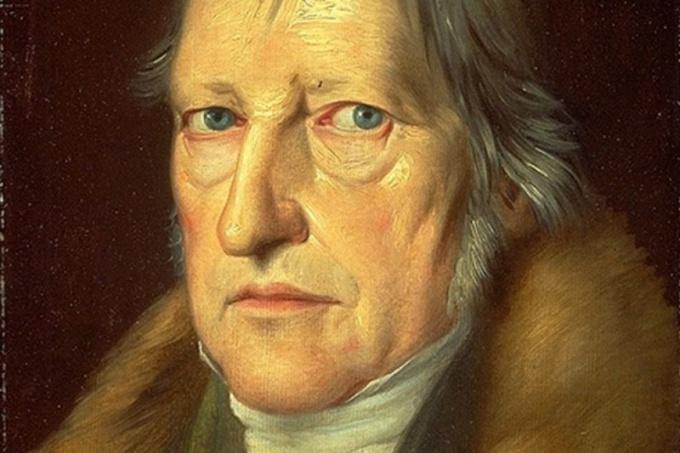 Георг Фридрих Гегель