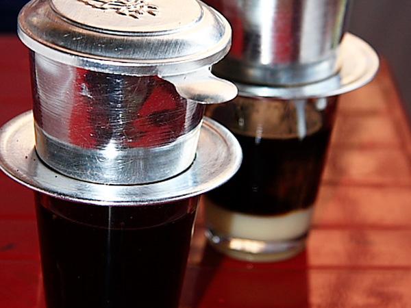 Приготовить кофе по-вьетнамски
