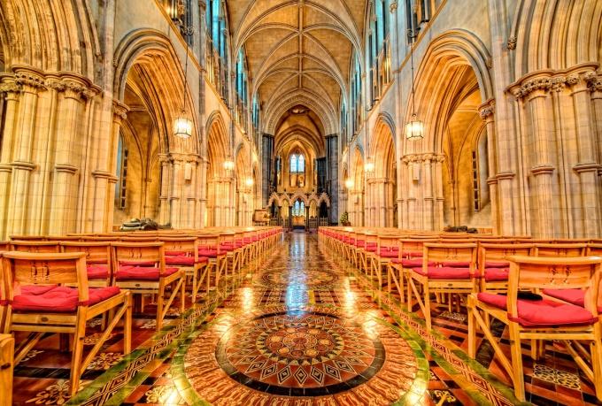 Собор Христа Ирландия