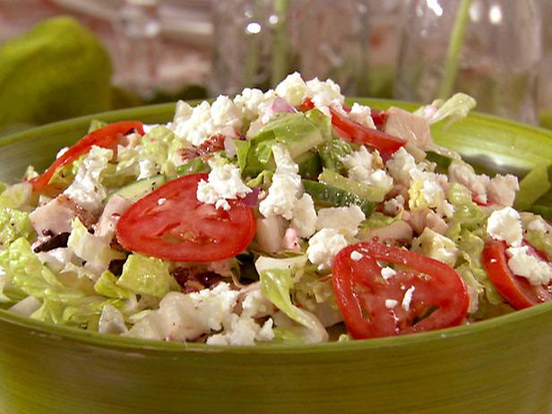Фета-салат «Романтика»