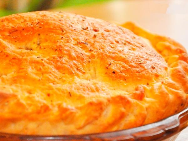 Приготовить сельский картофельный пирог