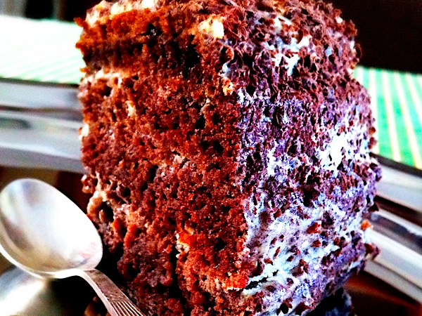 Эспрессо торт