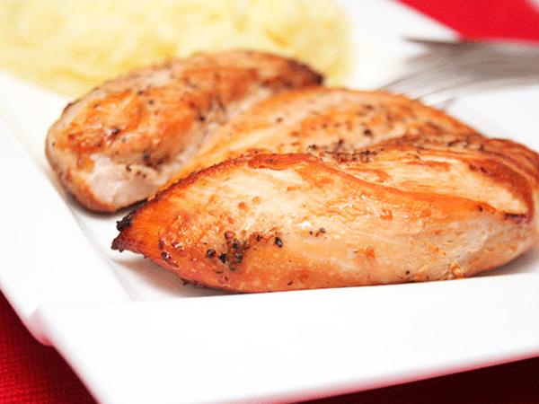 Приготовить куриное филе горячего вяления