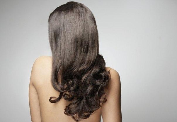 Как волосам придать блеск