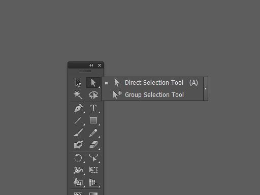 Инструменты выделения и рисования в Adobe Illustrator
