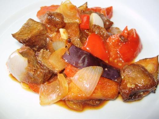 Как приготовить картофель по-китайски с перцем?