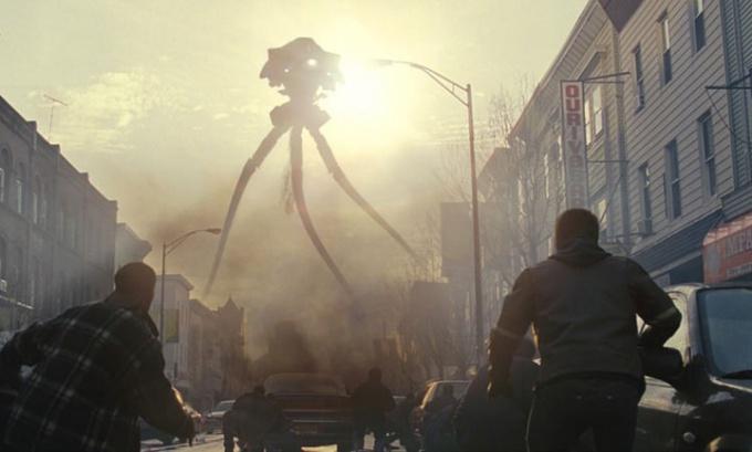 Война миров - классика жанра фильмов о пришельцах