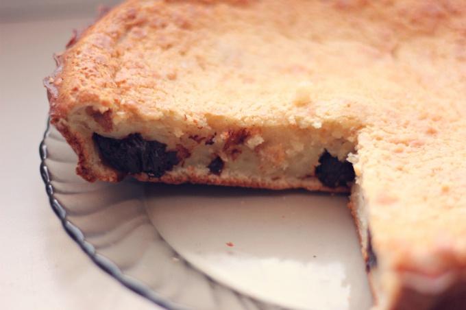 "Как приготовить французский пирог ""Фар""?"