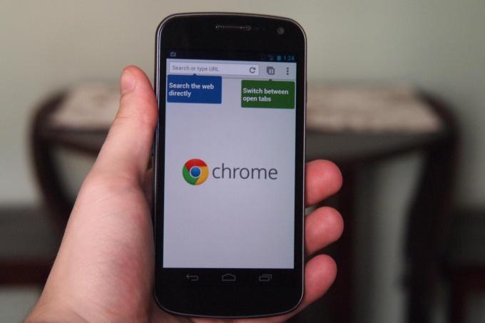 Как синхронизировать chrome с телефоном