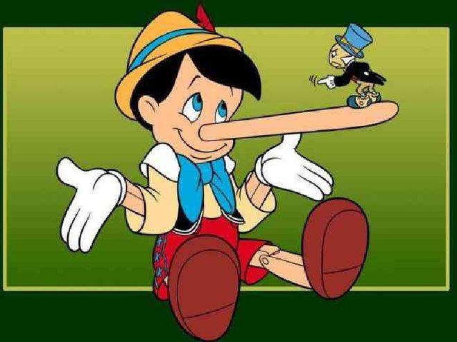 Пиноккио и Сверчок
