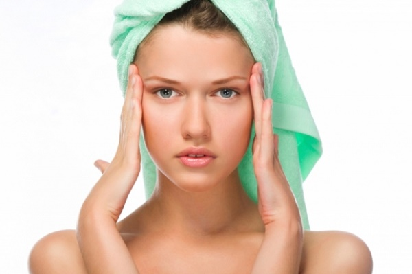 How to do facial massage against wrinkles