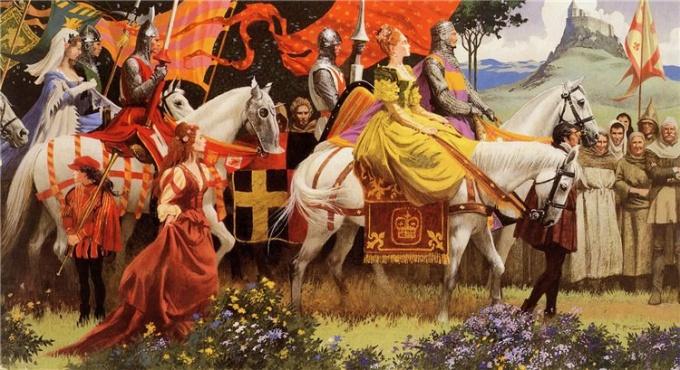 Средневековые аристократы