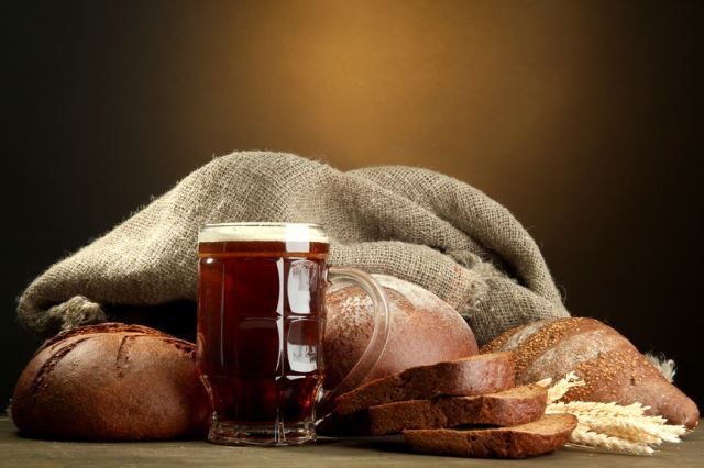 How to make home brew bread