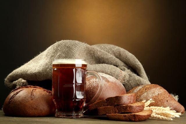 Как сделать домашний квас из хлеба