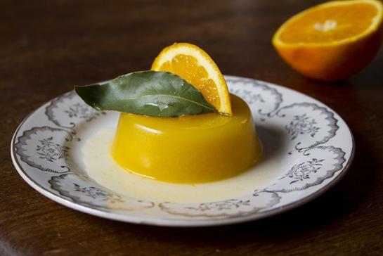 Десерт «Цитрусовый восторг»