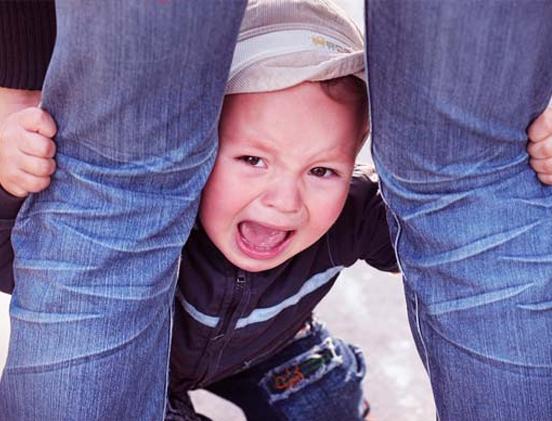 Как бороться с детской истерикой