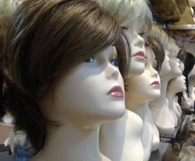 Какие бывают парики