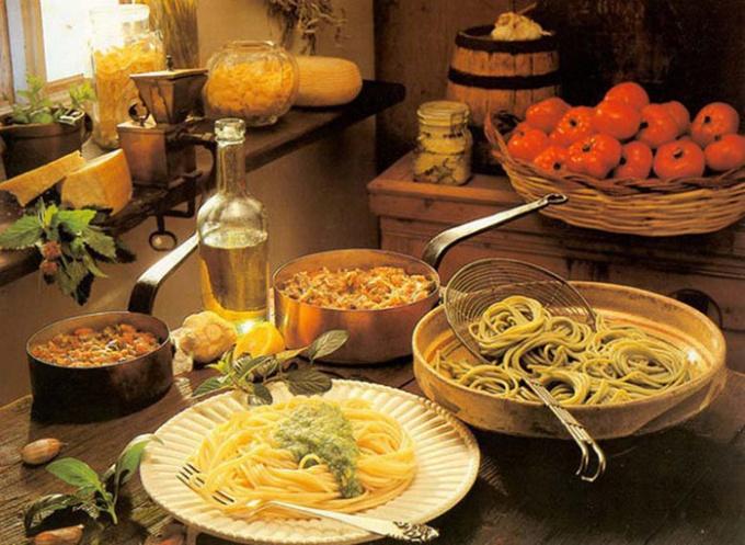 Почему многим нравится итальянская кухня