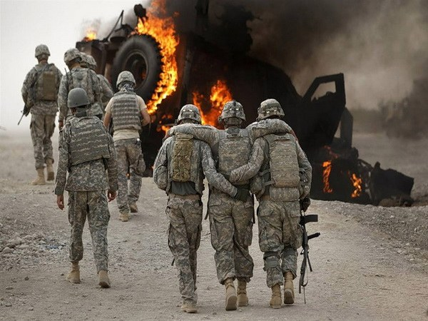 Как ведет себя человек на войне
