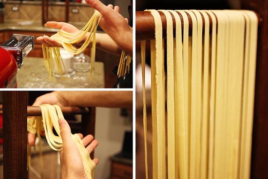 как приготовить домашнюю пасту