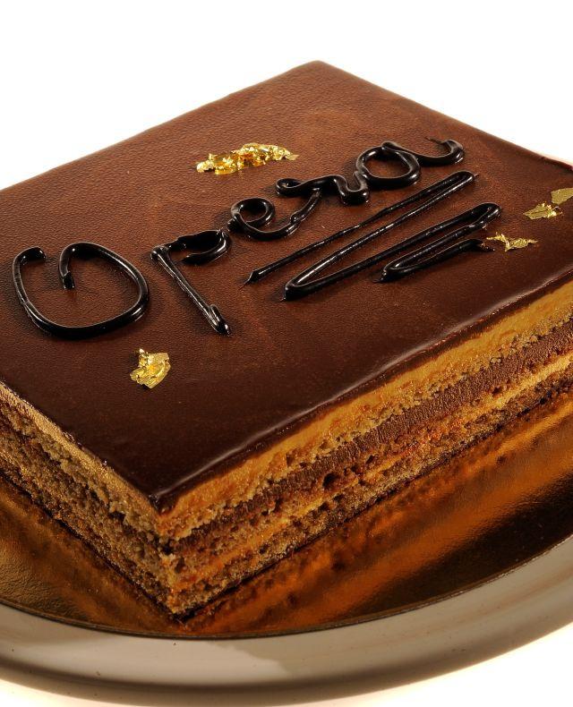 Как приготовить вкусный торт «Опера»
