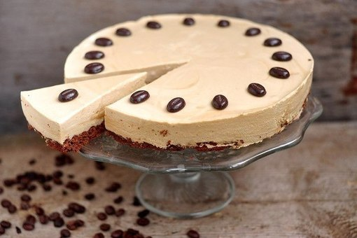 Как приготовить торт с кофейным муссом