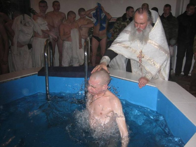 Что нужно знать перед крещением
