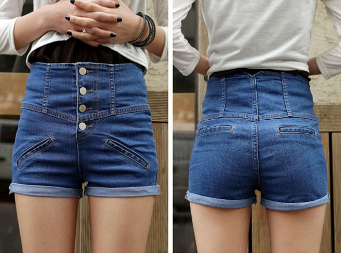 When, how and with what to wear overpriced denim shorts
