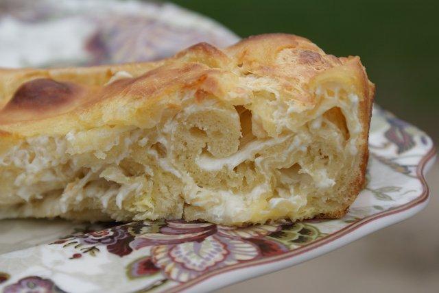 Как приготовить болгарский пирог с сыром