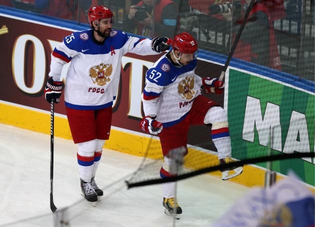 Какая сборная выиграла чемпионат мира по хоккею 2014