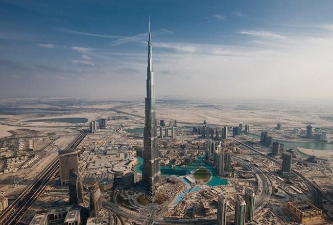 Какое архитектурное сооружение самое высокое в мире