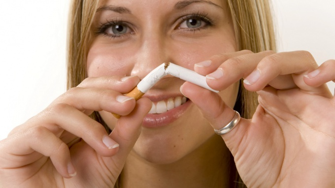 Я хочу бросить курить с чего начать