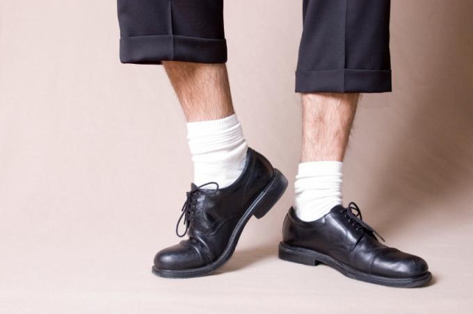 Как стирать белые носки