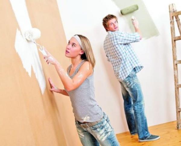 Выбираем покрытие для стен
