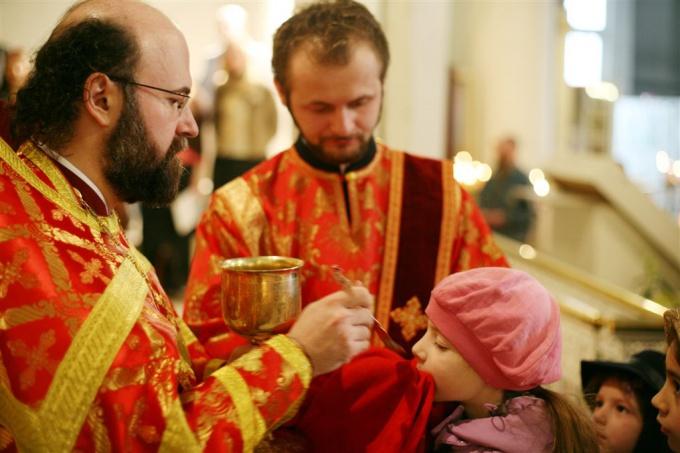 Почему православному человеку необходимо причастие