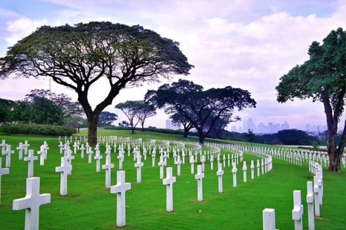 Как выбрать кладбище для похорон