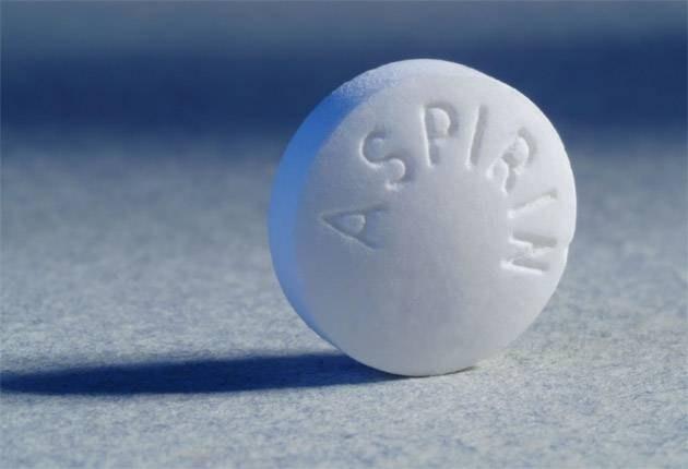 """Из чего состоит лекарство """"Аспирин"""""""