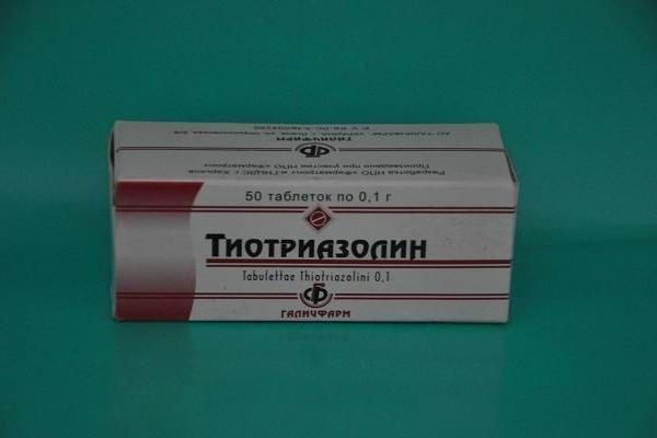 """""""Тиотриазолин"""": инструкция по применению"""