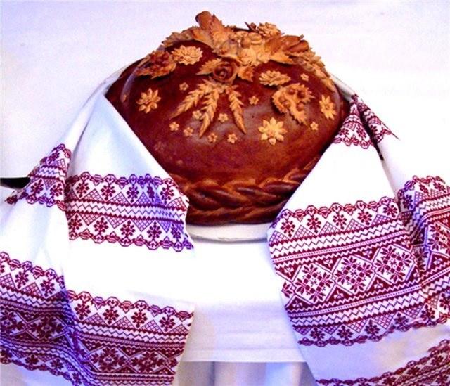 Как возникла традиция встречать гостей хлебом и солью