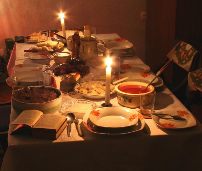 Поминальная трапеза - это обычай всех православных христиан.
