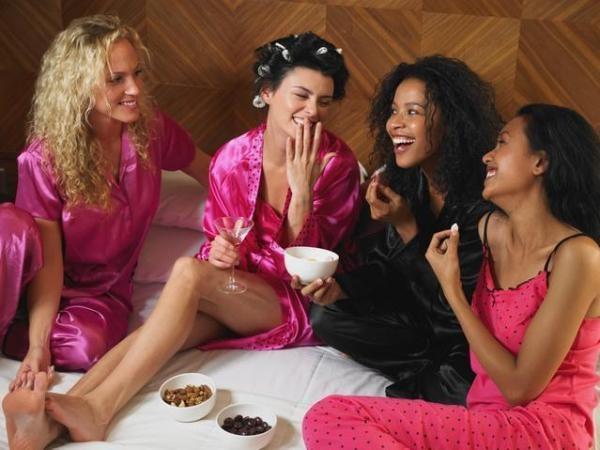 Чем заняться на пижамной вечеринке