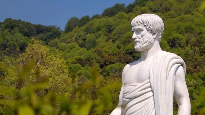 Чем знаменит Аристотель