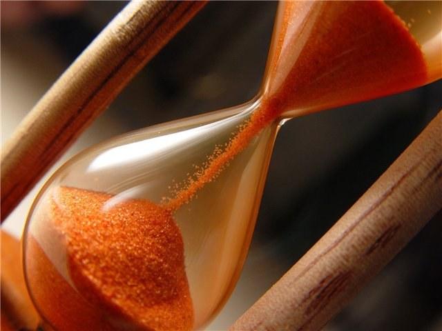 Как сделать песочные часы в домашних условиях