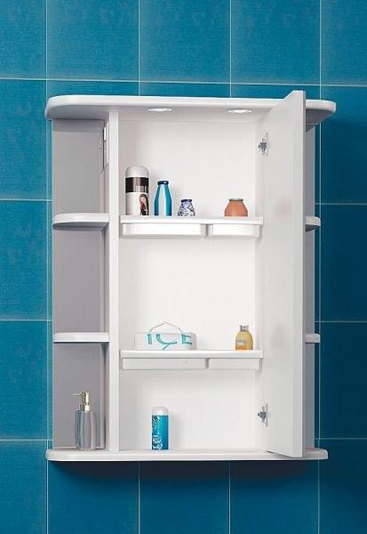 Сделать шкафчик в ванную довольно просто