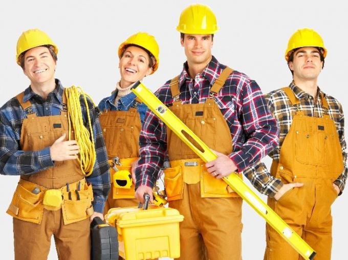 Как нанять рабочих