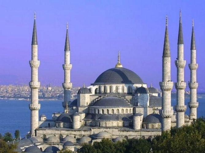 Собор Святой Софии в Стамбуле – символ расцвета Византии